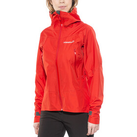 Norrøna Falketind Gore-Tex Jacket Women Crimson Kick